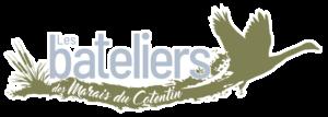 Logo Les bateliers des marais du Cotentin